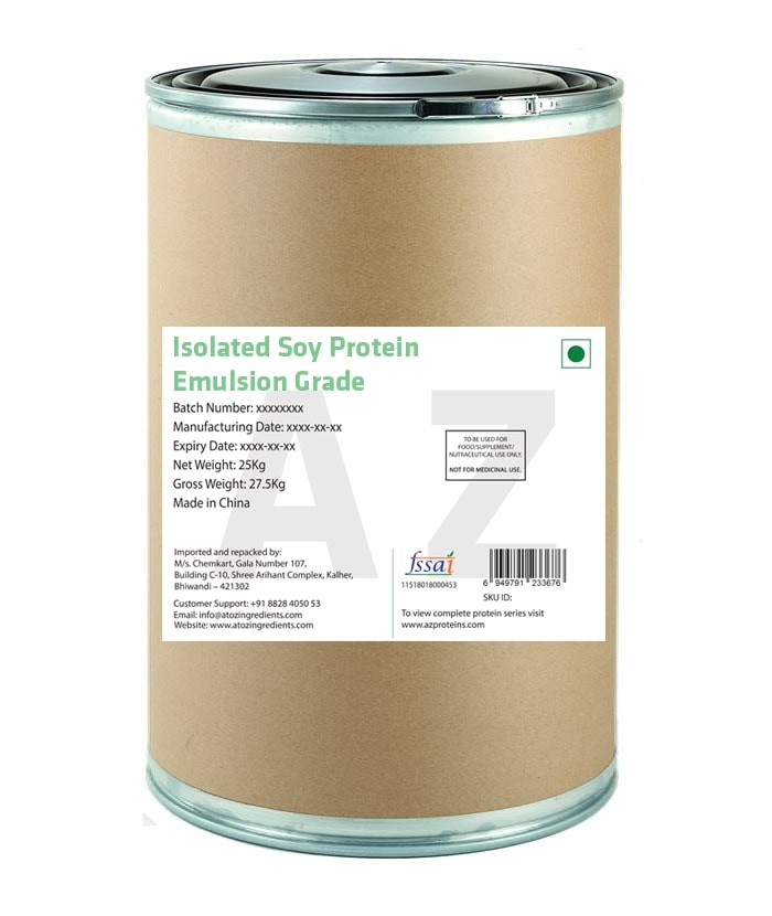 Isolated Soy Protein – Emulsion Grade